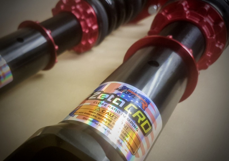 Ryan Rotary Performance MeisterR ZetCRD + Coilovers