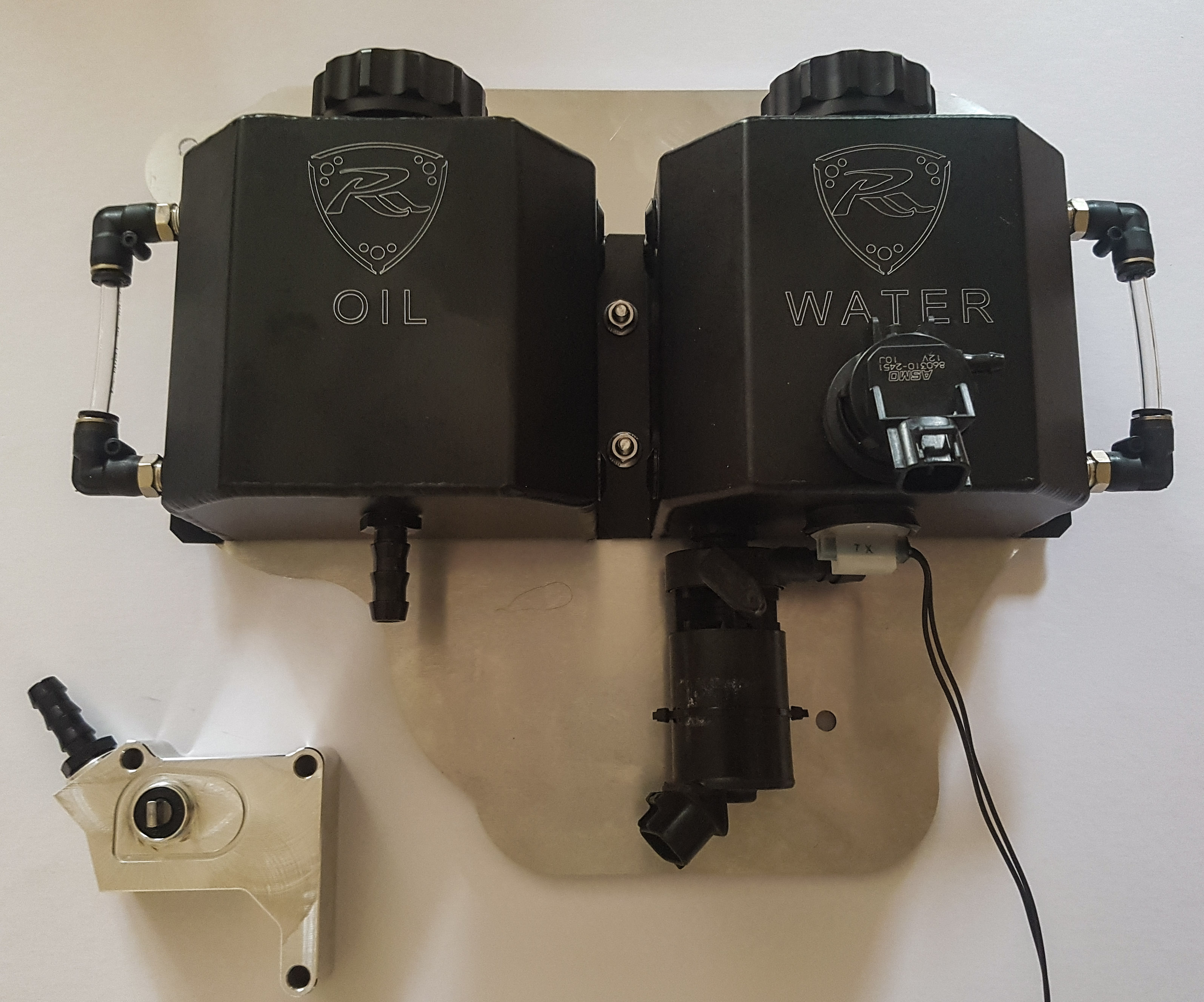 RRP COF System MKII/SOHN (Clean Oil Feed Adapter) Installation Kit