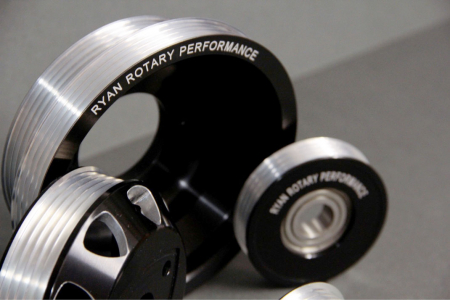 Ryan Rotary Performance 4 Piece Pulley Set