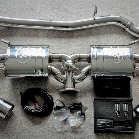 """3"""" Active Racing Exhaust System (RES) Rx8"""