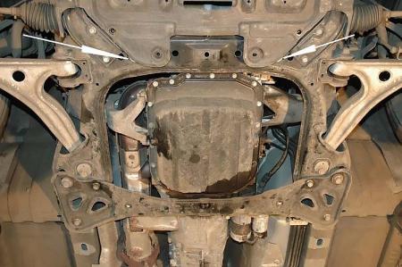 MTech Engine Bay & Transmission Case