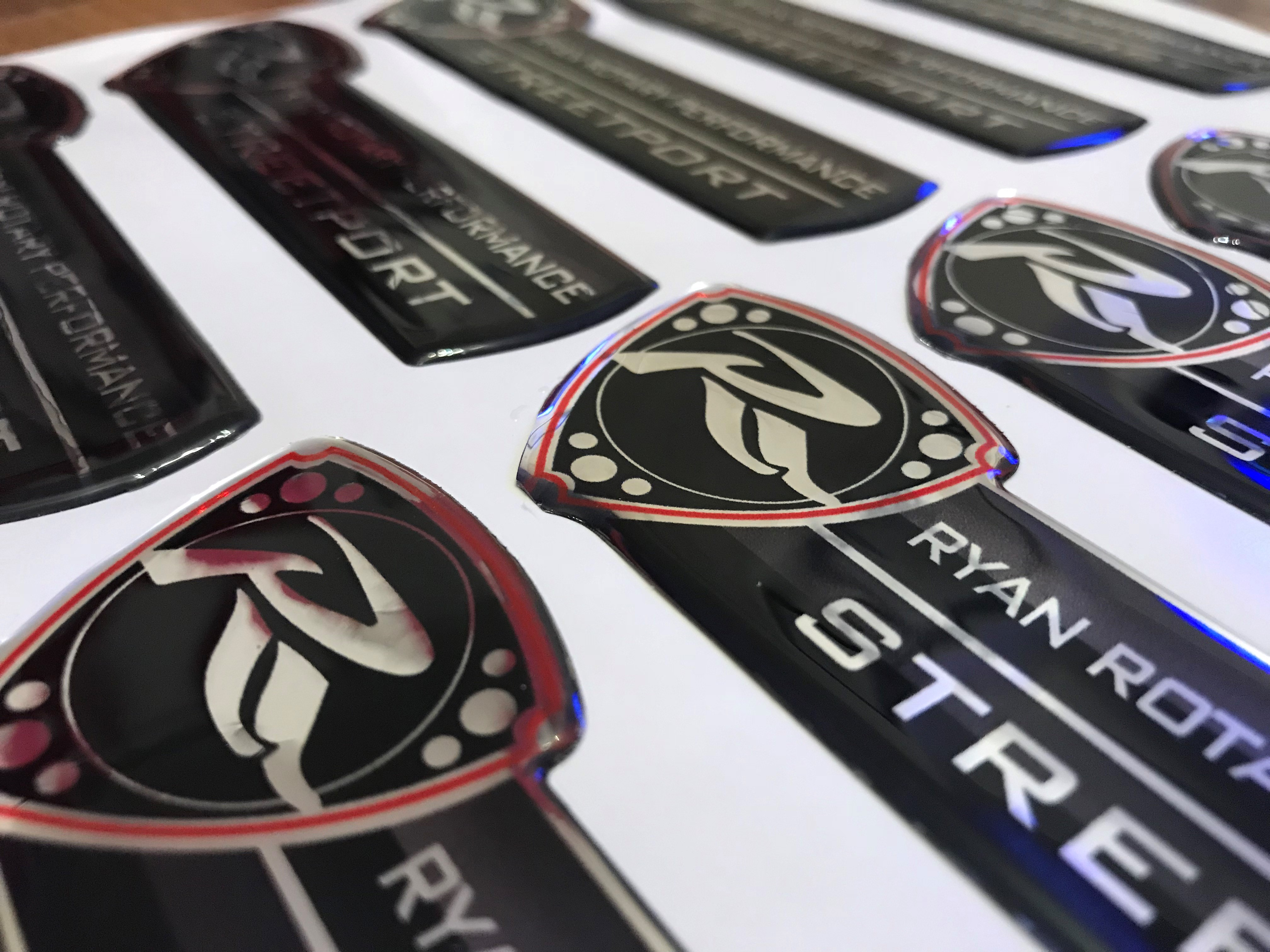 Rrp decal stickers