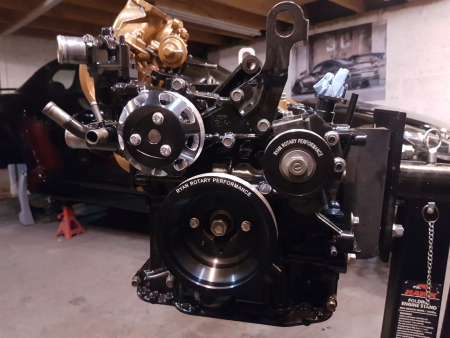 Ryan Rotary Performance Engine Rebuild