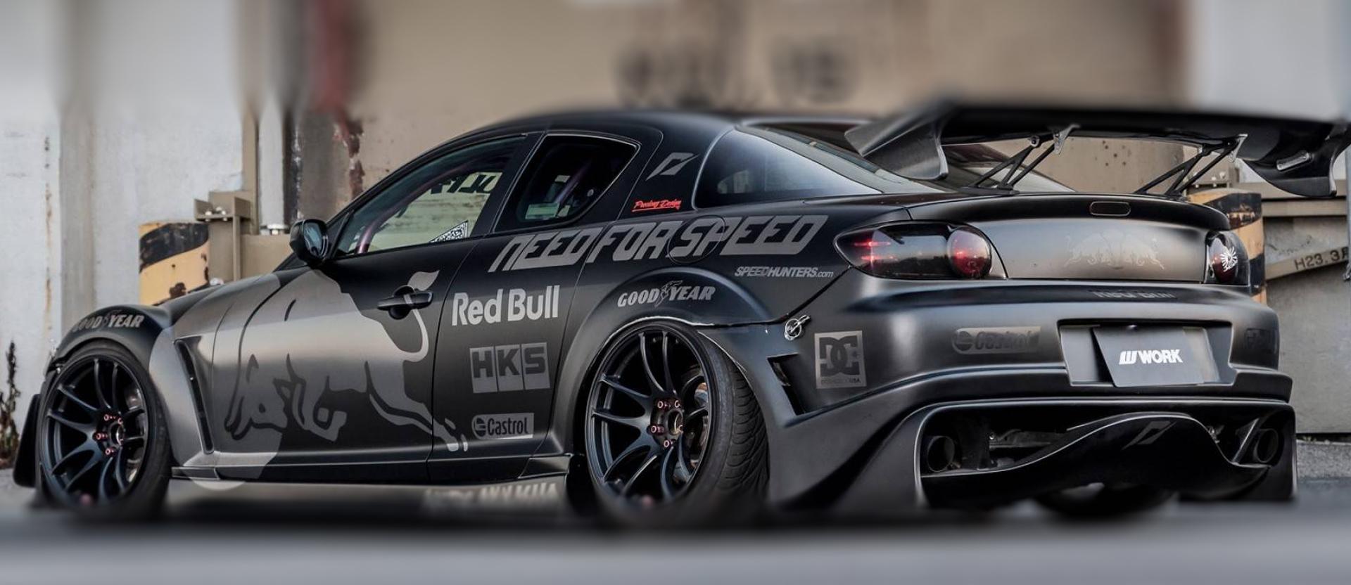 WRC Rx8